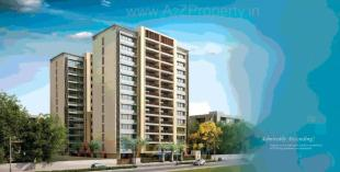 Elevation of real estate project Suramya Altis located at Akota, Vadodara, Gujarat