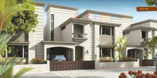 Elevation of real estate project Taksh Villa located at Ankhol, Vadodara, Gujarat