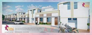 Elevation of real estate project Tithi Residency located at Nimetha, Vadodara, Gujarat