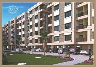 Elevation of real estate project Upvan Heritage located at Vadodara, Vadodara, Gujarat