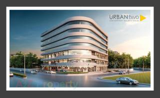 Elevation of real estate project Urban Ii located at Bhayli, Vadodara, Gujarat