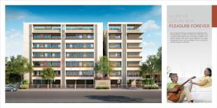 Elevation of real estate project Vedant Eminent located at Jetalpur, Vadodara, Gujarat