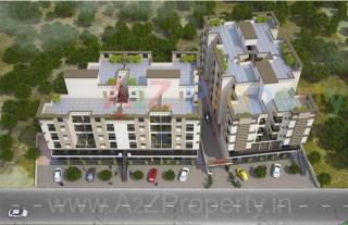 Elevation of real estate project Velani Exotica located at Kalali, Vadodara, Gujarat