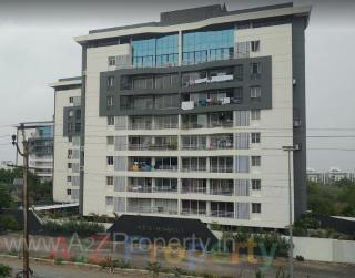 Elevation of real estate project Vicenza Highbreeze located at Kalali, Vadodara, Gujarat