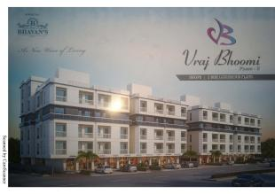 Elevation of real estate project Vrajbhoomi Phase 2 located at Bapod, Vadodara, Gujarat