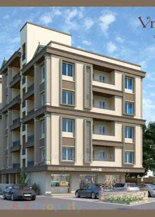 Elevation of real estate project Vrundalay 3 located at Vadodara, Vadodara, Gujarat