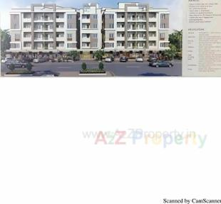 Elevation of real estate project Vrundalay Avenue 2 located at Gotri, Vadodara, Gujarat