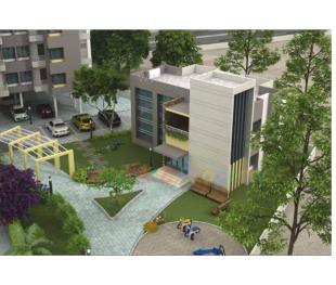 Elevation of real estate project Wisteria Heights located at Kapurai, Vadodara, Gujarat