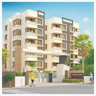 Elevation of real estate project Yogiraj Green located at Dasharath, Vadodara, Gujarat